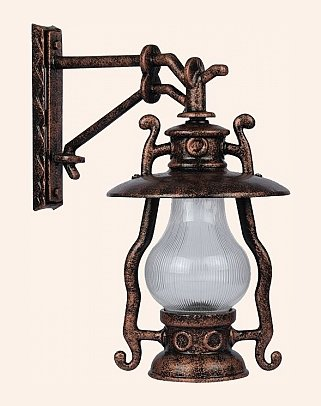 Y.A.12492 - Garden Lighting Wall Light