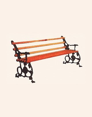 Y.A.14420 - Benches and Sitting Groups