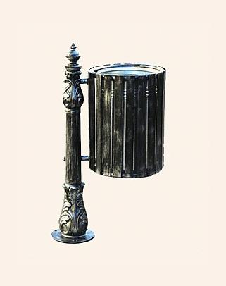 Y.A.14542 - Trash Cans