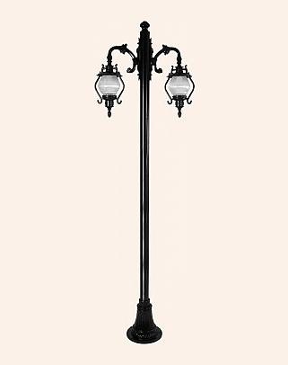 Y.A.6204 - Garden Lighting Poles