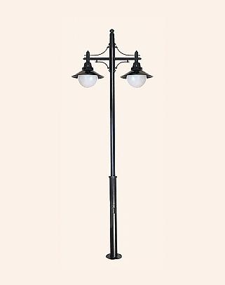 Y.A.68170 - Garden Lighting Poles