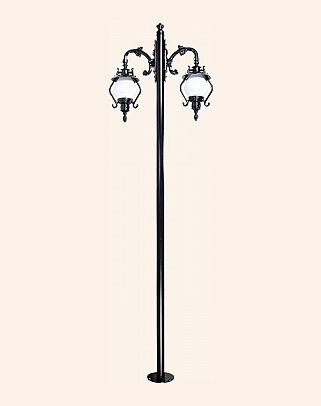 Y.A.6208 - Garden Lighting Poles