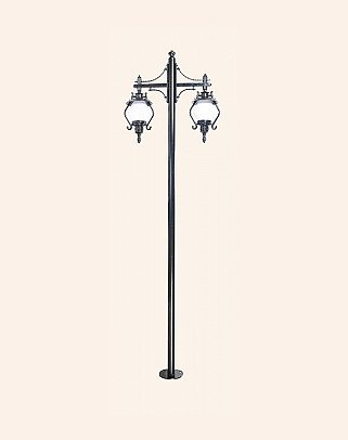 Y.A.6212 - Garden Lighting Poles