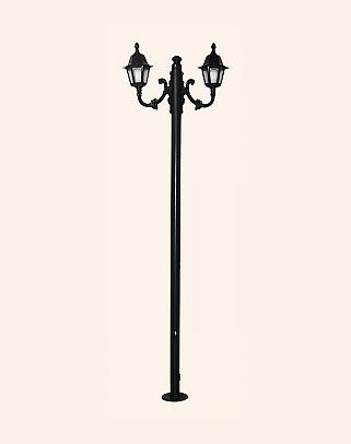 Y.A.5856 - Garden Lighting Poles