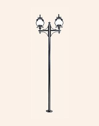 Y.A.6214 - Garden Lighting Poles