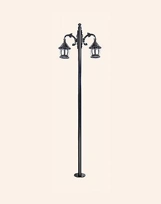 Y.A.6022 - Garden Lighting Poles