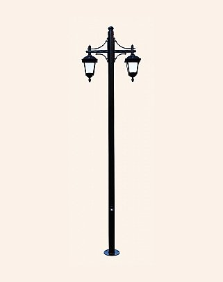 Y.A.5806 - Garden Lighting Poles