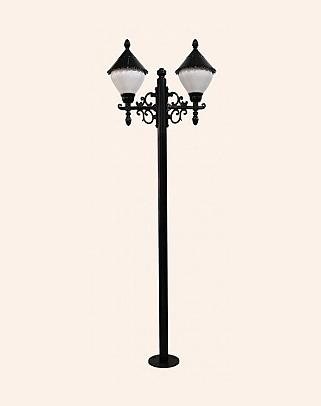 Y.A.5614 - Garden Lighting Poles