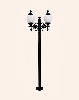 Y.A.5642 - Garden Lighting Poles