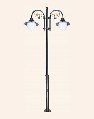 Y.A.5297 - Garden Lighting Poles