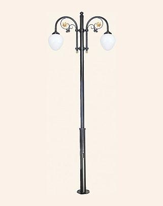 Y.A.5299 - Garden Lighting Poles
