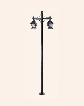 Y.A.6026 - Garden Lighting Poles