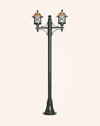 Y.A.6337 - Garden Lighting Poles