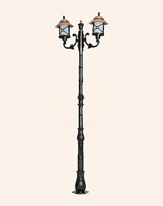 Y.A.6345 - Garden Lighting Poles
