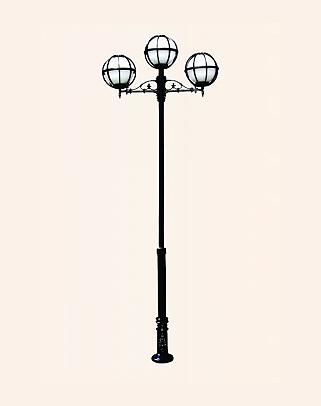 Y.A.70035 - Garden Lighting Poles