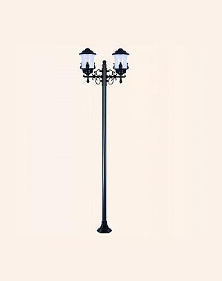 Y.A.5370 - Garden Lighting Poles