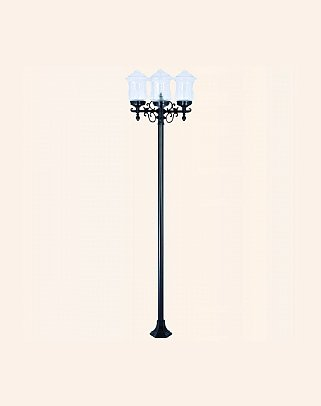 Y.A.5371 - Garden Lighting Poles