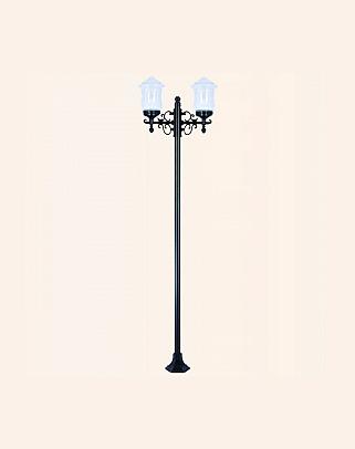 Y.A.5372 - Garden Lighting Poles