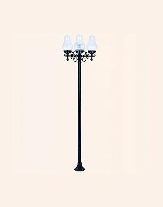 Y.A.5374 - Garden Lighting Poles