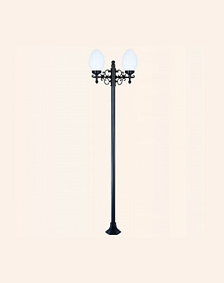 Y.A.5380 - Garden Lighting Poles