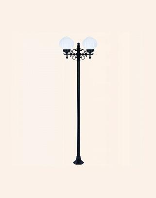 Y.A.5382 - Garden Lighting Poles