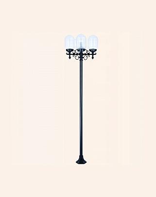 Y.A.5384 - Garden Lighting Poles