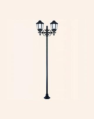 Y.A.5385 - Garden Lighting Poles