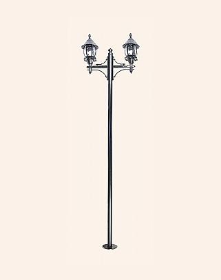 Y.A.6028 - Garden Lighting Poles