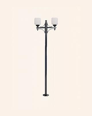Y.A.5210 - Garden Lighting Poles