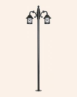 Y.A.6322 - Garden Lighting Poles