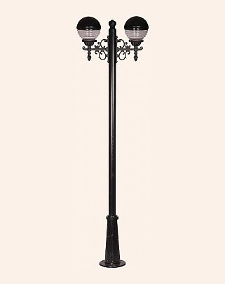 Y.A.6452 - Garden Lighting Poles