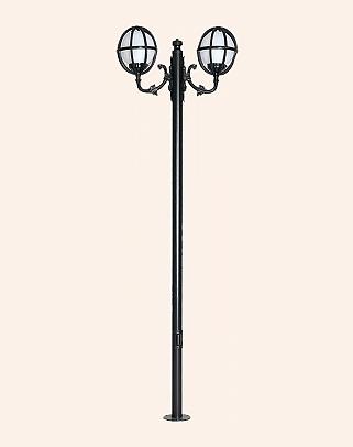 Y.A.6540 - Garden Lighting Poles