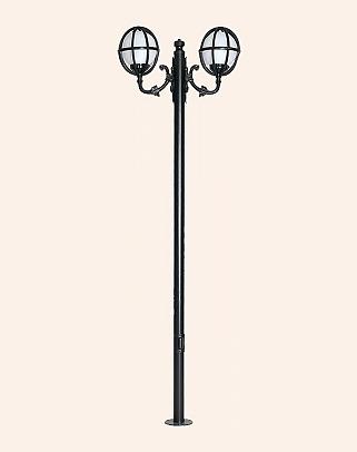 Y.A.6616 - Garden Lighting Poles