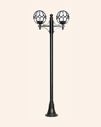 Y.A.6648 - Garden Lighting Poles