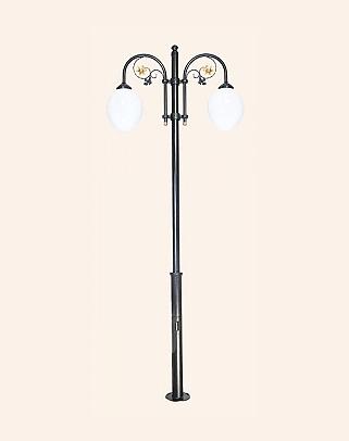 Y.A.67140 - Garden Lighting Poles
