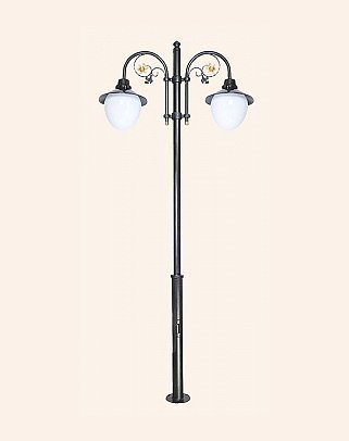 Y.A.67160 - Garden Lighting Poles