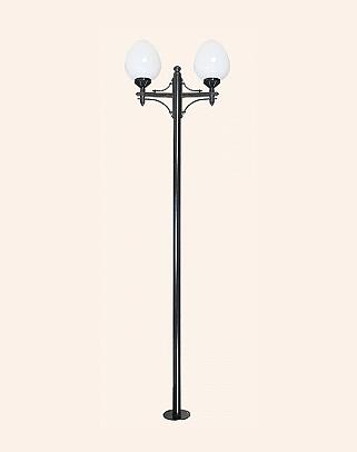 Y.A.67240 - Garden Lighting Poles
