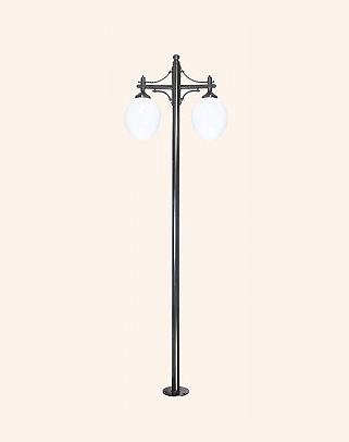 Y.A.67280 - Garden Lighting Poles