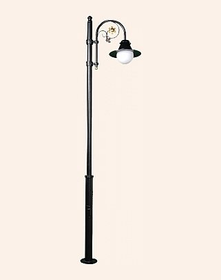 Y.A.67360 - Garden Lighting Poles