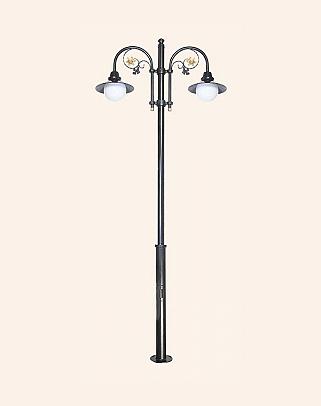 Y.A.67420 - Garden Lighting Poles