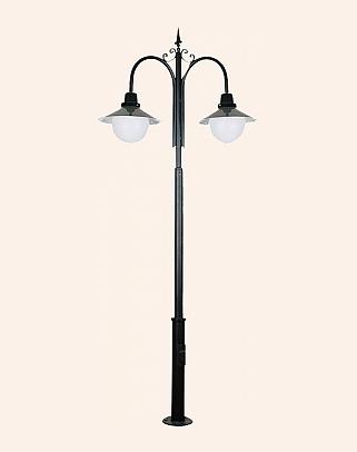 Y.A.67580 - Garden Lighting Poles