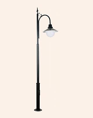 Y.A.67600 - Garden Lighting Poles