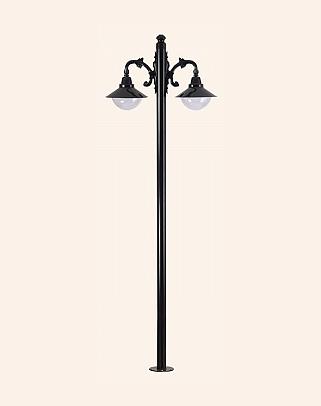 Y.A.67960 - Garden Lighting Poles