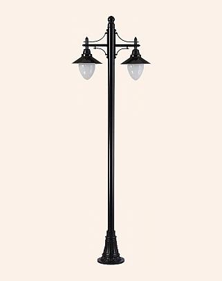Y.A.6092 - Garden Lighting Poles