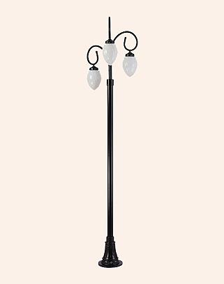 Y.A.6096 - Garden Lighting Poles