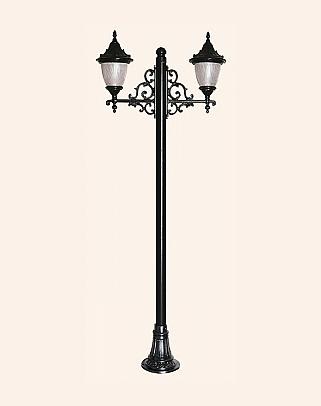 Y.A.12096 - Garden Lighting Poles