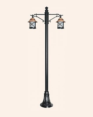 Y.A.12118 - Garden Lighting Poles