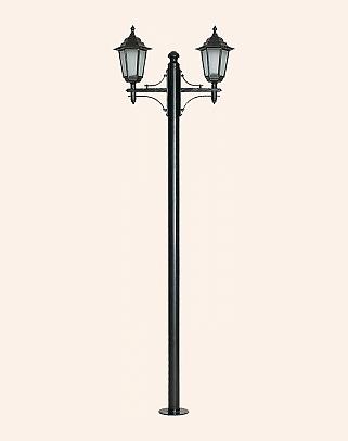 Y.A.12136 - Garden Lighting Poles