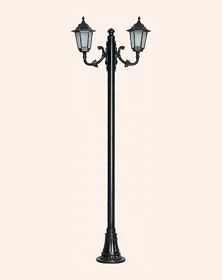 Y.A.12140 - Garden Lighting Poles