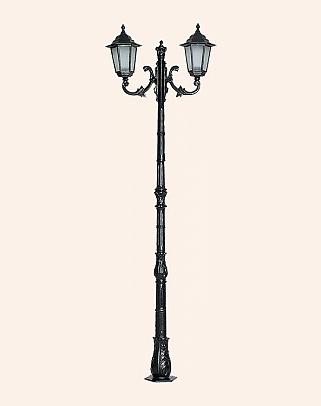 Y.A.12144 - Garden Lighting Poles